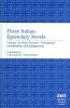 Traversa, Vincenzo,Three Italian Epistolary Novels