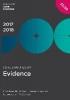 McAlhone, Christina,Core Statutes on Evidence 2017-18