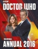 ,Doctor Who: Official Annual 2016