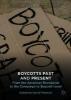 Feldman,Boycotts Past and Present