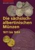 Clauss, Wieland,Die sächsisch-albertinischen Münzen 1611 - 1694
