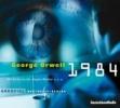 Orwell, George,1984. 2 CDs
