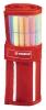 ,<b>Fineliner STABILO Pen 68 rood rollerset á 30 kleuren</b>