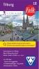 ,<b>Falk/VVV city map & more 18 Tilburg 1e druk recente uitgave</b>