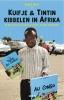 E.  Kets,Kuifje & Tintin kibbelen in Afrika