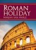<b>Marjan van Marle</b>,Roman holiday - grote letter uitgave