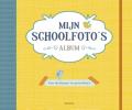,<b>Mijn schoolfoto`s Album (geel)</b>