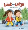 <b>Ruth  Wielockx</b>,Luuk en Lotje. Naar school!