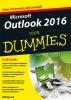Bill  Dyszel,Microsoft Outlook 2016 voor Dummies