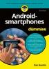 Dan  Gookin,Android-smartphones voor Dummies, 2e editie