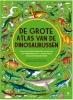 E.  Hawkins,De grote atlas van de dinosaurussen, E. Hawkins, alles wat je wil weten over dinos!
