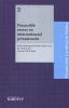 Internationaal privaatrecht in de financiële sector Financieel Juridische Reeks - 3,de stand anno 2011