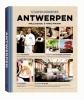 Marlies  Beckers, Marie  Monsieur,Stadskookboek Antwerpen