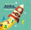 <b>André  Kuipers</b>,Andre het astronautje leert tellen