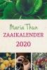 <b>Maria  Thun, Matthias  Thun</b>,Maria Thuns Zaaikalender 2020