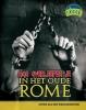Hoe overleefde je het oude Rome,leven als een wagenmenner