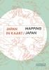Radu  Leca,Japan in kaart