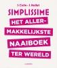 <b>Stéphanie  Colin, Sandrine  Mallet</b>,Het allermakkelijkste naaiboek ter wereld