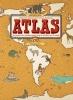 Daniel  Mizielinski Aleksandra  Mizielinska,Atlas (Luxe editie)