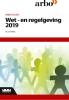 <b>Jan  Popma</b>,Arbo Pocket Wet- en regelgeving 2019