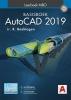 Ronald  Boeklagen ,AutoCAD 2019 MBO Basisboek