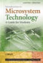 Gerlach, Gerald Introduction to Microsystem Technology