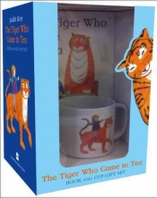 Judith Kerr The Tiger Who Came to Tea Book and Cup Gift Set