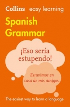 Collins Dictionaries Easy Learning Spanish Grammar