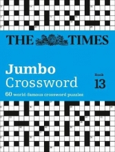 The Times Mind Games Times 2 Jumbo Crossword Book 13