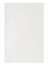 , Voorblad GBC A4 Polycover 300micron wit 100stuks