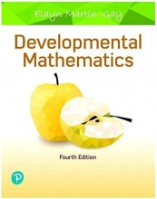 Elayn Martin-Gay Developmental Mathematics