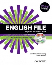 English File: Beginner. Student`s Book with iTutor and Online Skills