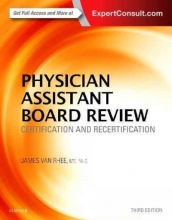 James Van Rhee Physician Assistant Board Review