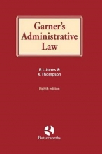 Jones, B. L., Garner`s Administrative Law