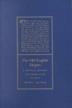 Anne L. Klinck The Old English Elegies