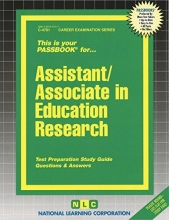 Rudman, Jack Assistant/Associate in Education Research