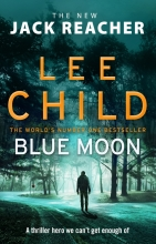 LEE CHILD , BLUE MOON