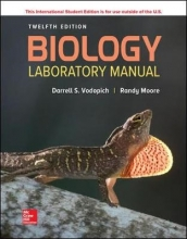 Darrell Vodopich,   Randy Moore ISE Biology Laboratory Manual