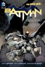 Snyder, Scott Batman 1