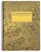 Roger, Michael Cascade Hops Coilbound Decomposition Ruled Book