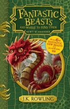 J.,K. Rowling Fantastic Beasts and Where to Find Them