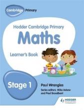 Wrangles, Paul Hodder Cambridge Primary Mathematics Learner`s Book 1
