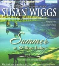 Wiggs, Susan,   Bean, Joyce Summer at Willow Lake