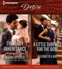 Child, Maureen The Baby Inheritance A Little Surprise for the Boss