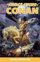 Thomas, Roy Savage Sword of Conan 22