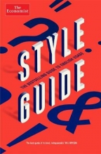 Economist Style Guide (12th Edn)