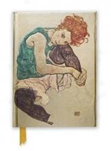 Flame Tree Studio Egon Schiele: Seated Woman (Foiled Journal)