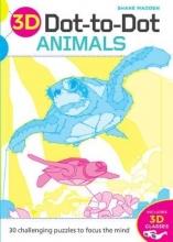 Shane Madden 3D Dot-to-Dot: Animals