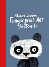 Marion,Deuchars Fingerprint Art Postcards