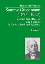 Mittelmann, Hanni Sammy Gronemann (1875 - 1952)
